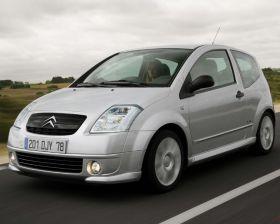 Citroën C2 Petite, mais douée