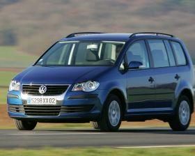 Volkswagen Touran De beaux restes