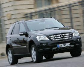 Mercedes-Benz Classe ML II (W164) Luxe et petits d�fauts