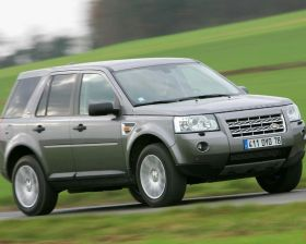 Land-Rover Freelander II Land Rover Freelander Fiable et attachant