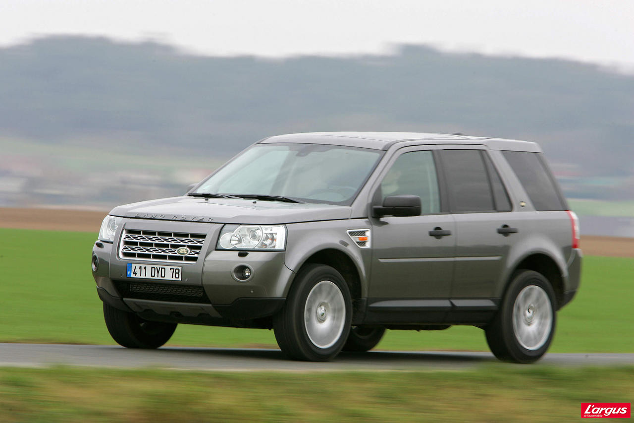 land rover freelander ii laquelle choisir. Black Bedroom Furniture Sets. Home Design Ideas