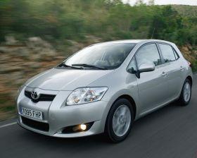 Toyota Auris Au risque de d�plaire