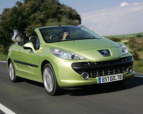 Peugeot 207 CC Pour le plaisir