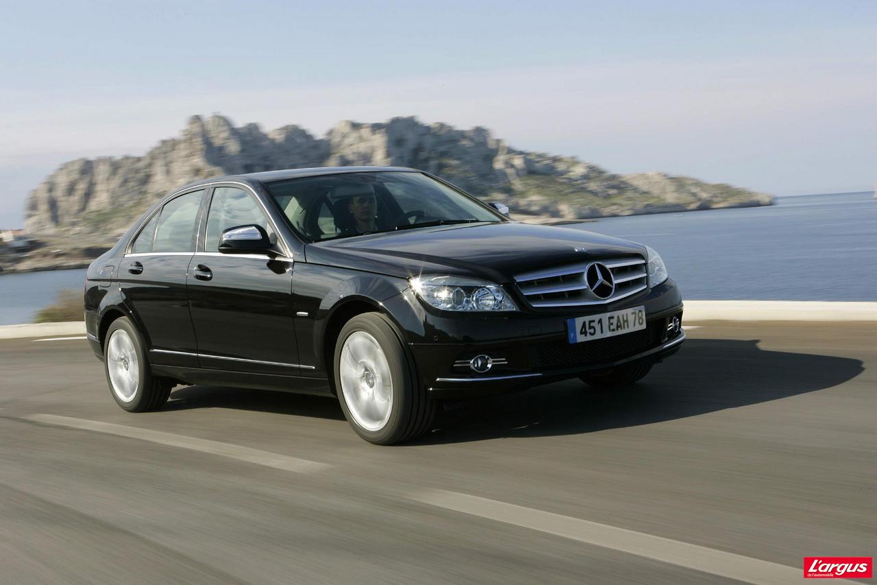 Mercedes Benz Classe C Iii W204 Laquelle Choisir