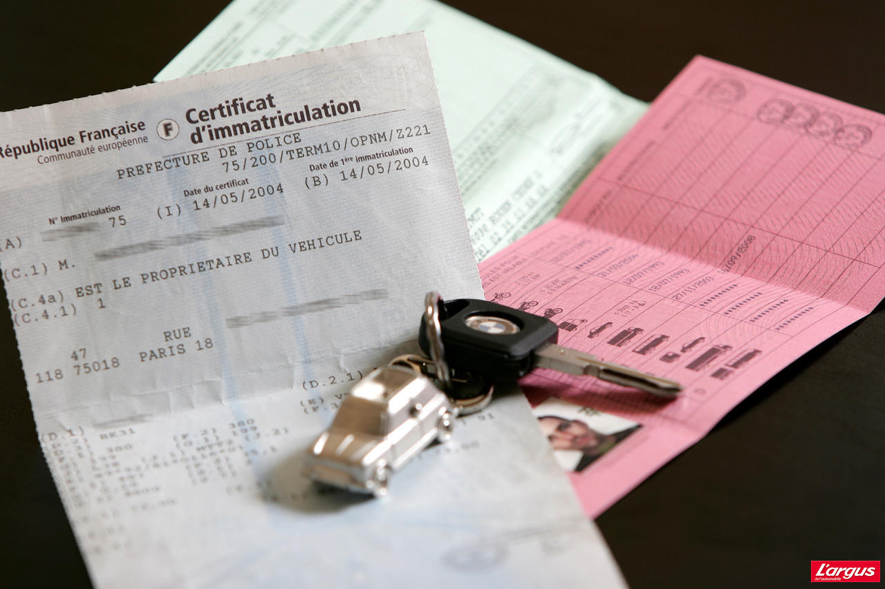 carte grise les tarifs plut t stables photo 3 l 39 argus. Black Bedroom Furniture Sets. Home Design Ideas
