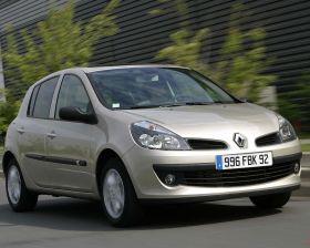 Renault Clio III Mod�le d'homog�n�it�