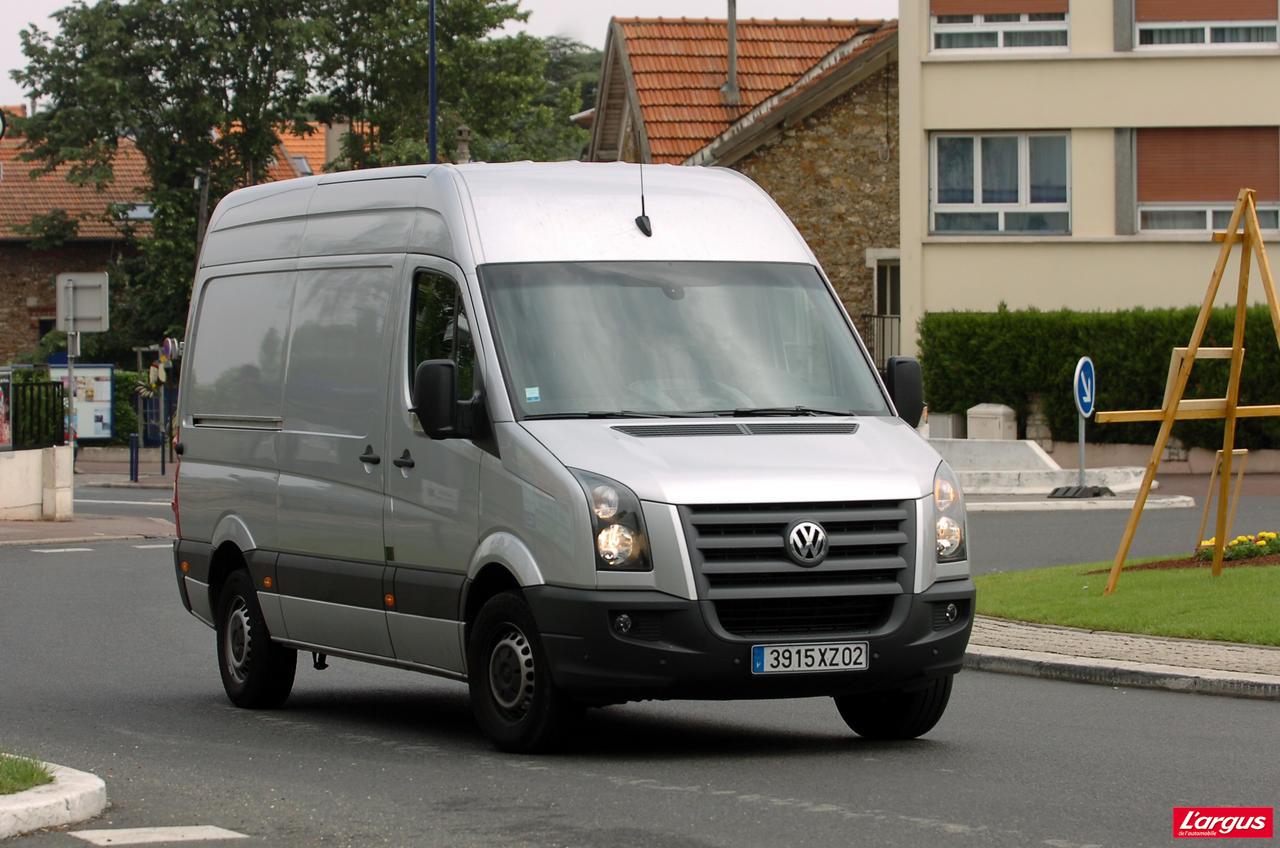 volkswagen crafter panne de turbo l 39 argus. Black Bedroom Furniture Sets. Home Design Ideas
