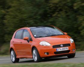 Fiat Grande Punto L'attrait des tarifs