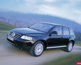 Volkswagen Touareg Un colosse fragile