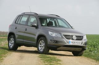 Volkswagen Tiguan Laquelle Choisir