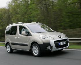 Peugeot Partner Tepee Bon à tout faire