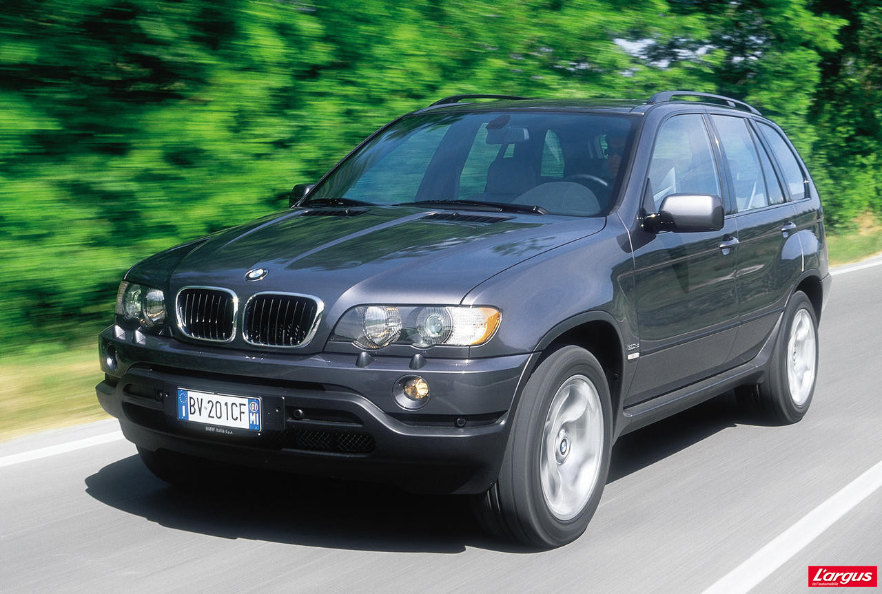 Bmw X5 4 8 Is 2004