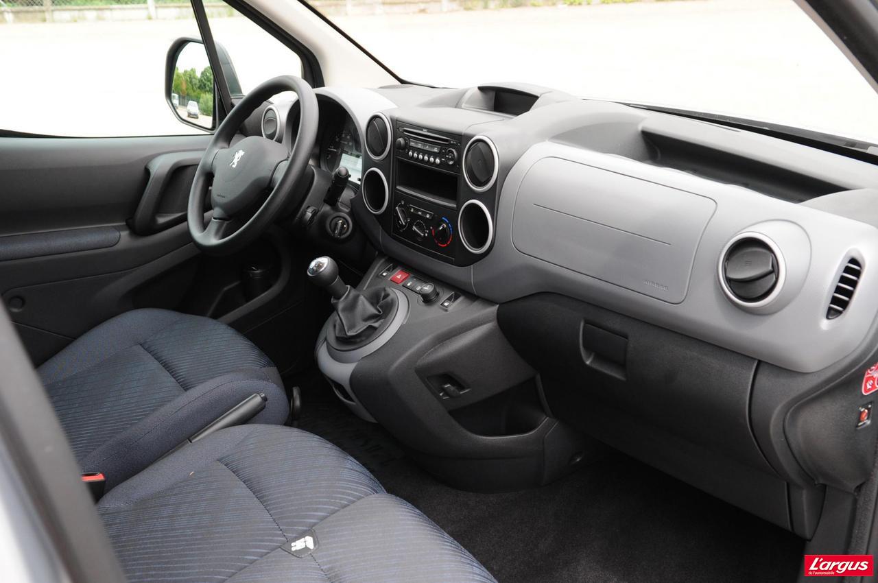 Problème d'airbag sur le Citroën Berlingo et le Peugeot ...