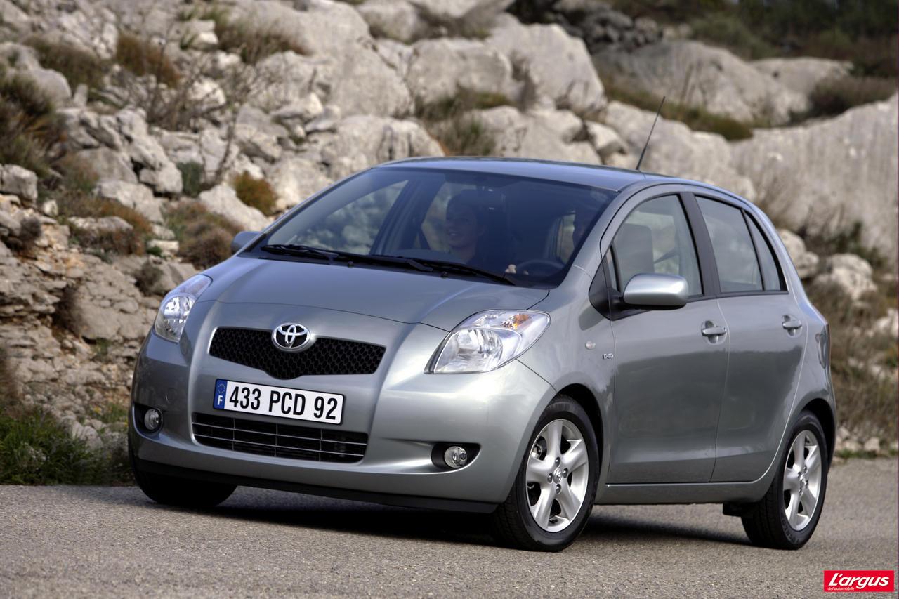 toyota yaris d4d 90 cv modele luna pack Toyota Yaris II Laquelle choisir ? toyota yaris d4d 90 cv modele luna pack