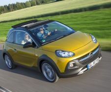 Essai Opel Adam Rocks 1.0 Turbo Ecotec : des envies d'�vasion