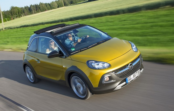 essai opel adam rocks 1 0 turbo ecotec des envies d 39 vasion l 39 argus. Black Bedroom Furniture Sets. Home Design Ideas