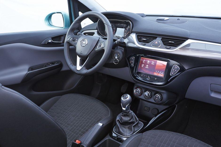 Opel Corsa 2015 : l\'intérieur et les prix dévoilés - Photo #10 - L\'argus