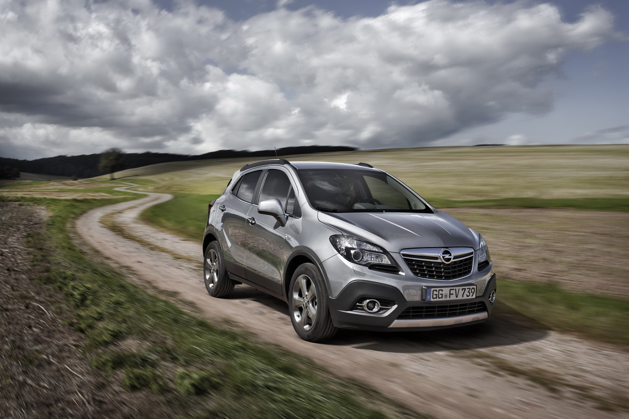 opel mokka 2014 le moteur 1 6 cdti enfin annonc l 39 argus. Black Bedroom Furniture Sets. Home Design Ideas