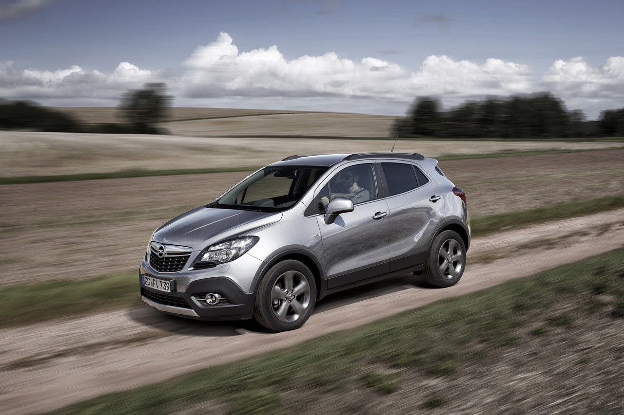 opel mokka 2015 enfin un diesel moderne partir de 23 350 l 39 argus. Black Bedroom Furniture Sets. Home Design Ideas