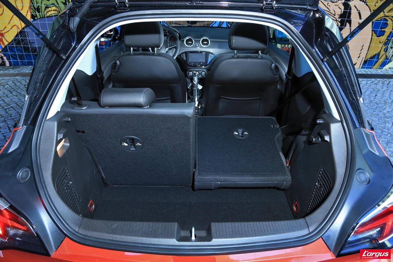L Opel Adam 224 L Essai Photo 34 L Argus