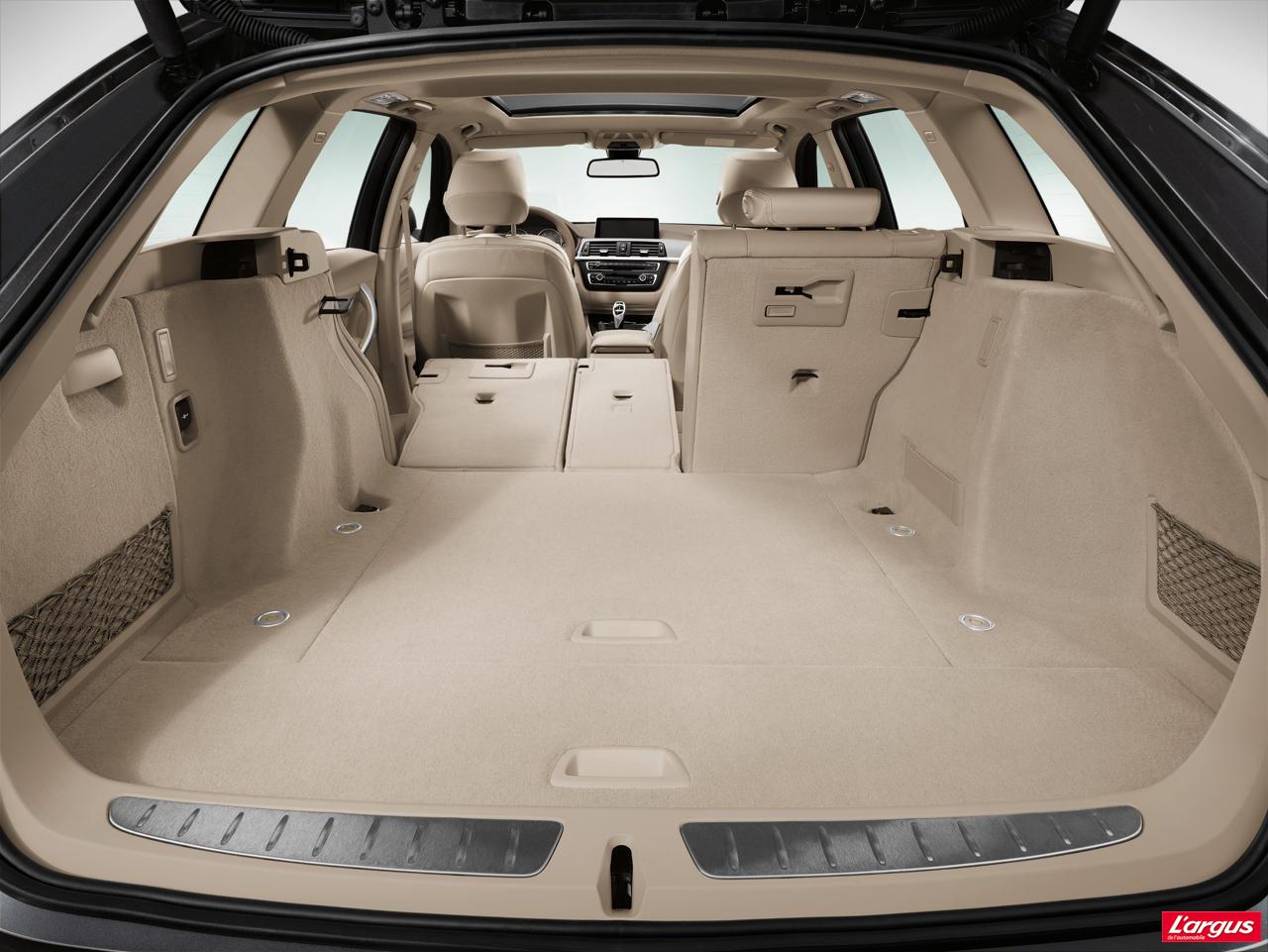 Bmw Série 3 Touring - BMW Série 3 Touring : surprise de ...