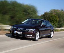 Essai de la nouvelle Volkswagen Passat 2.0 TDI 150