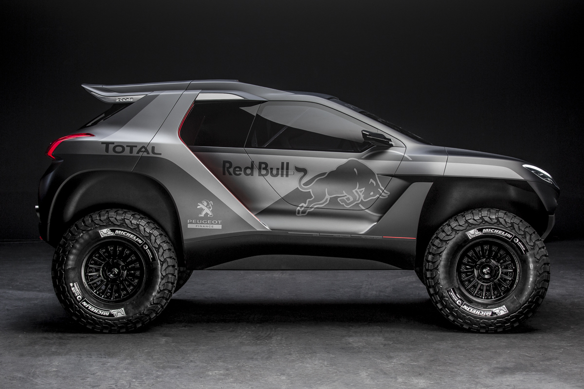 dakar 2015 premi res photos de la peugeot 2008 dkr l 39 argus. Black Bedroom Furniture Sets. Home Design Ideas