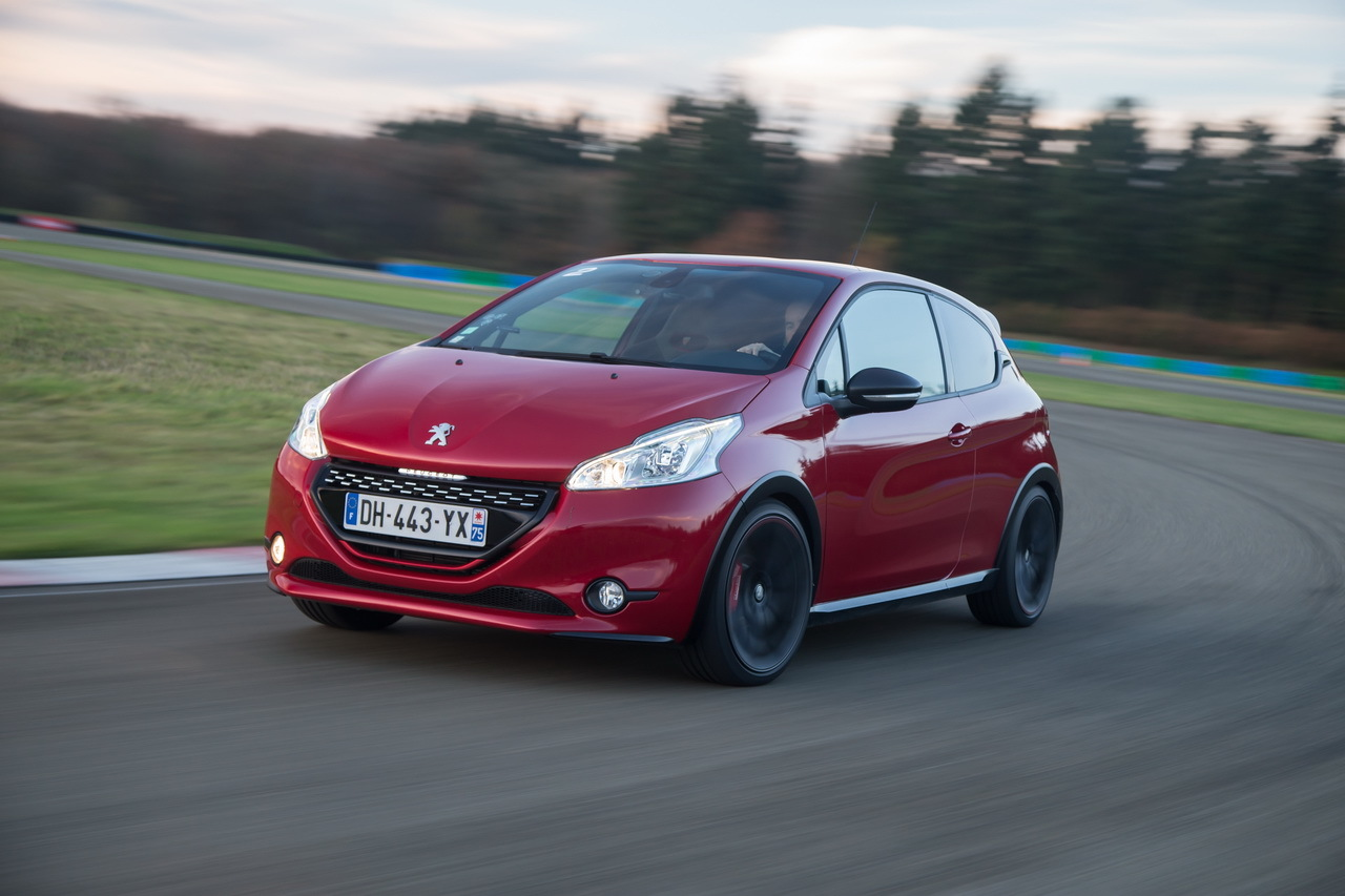 essai peugeot 208 gti 30th hommage sportif la 205 gti photo 49 l 39 argus. Black Bedroom Furniture Sets. Home Design Ideas