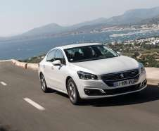 Essai Peugeot 508 BlueHDi restyl�e (2014) : Plus de caract�re