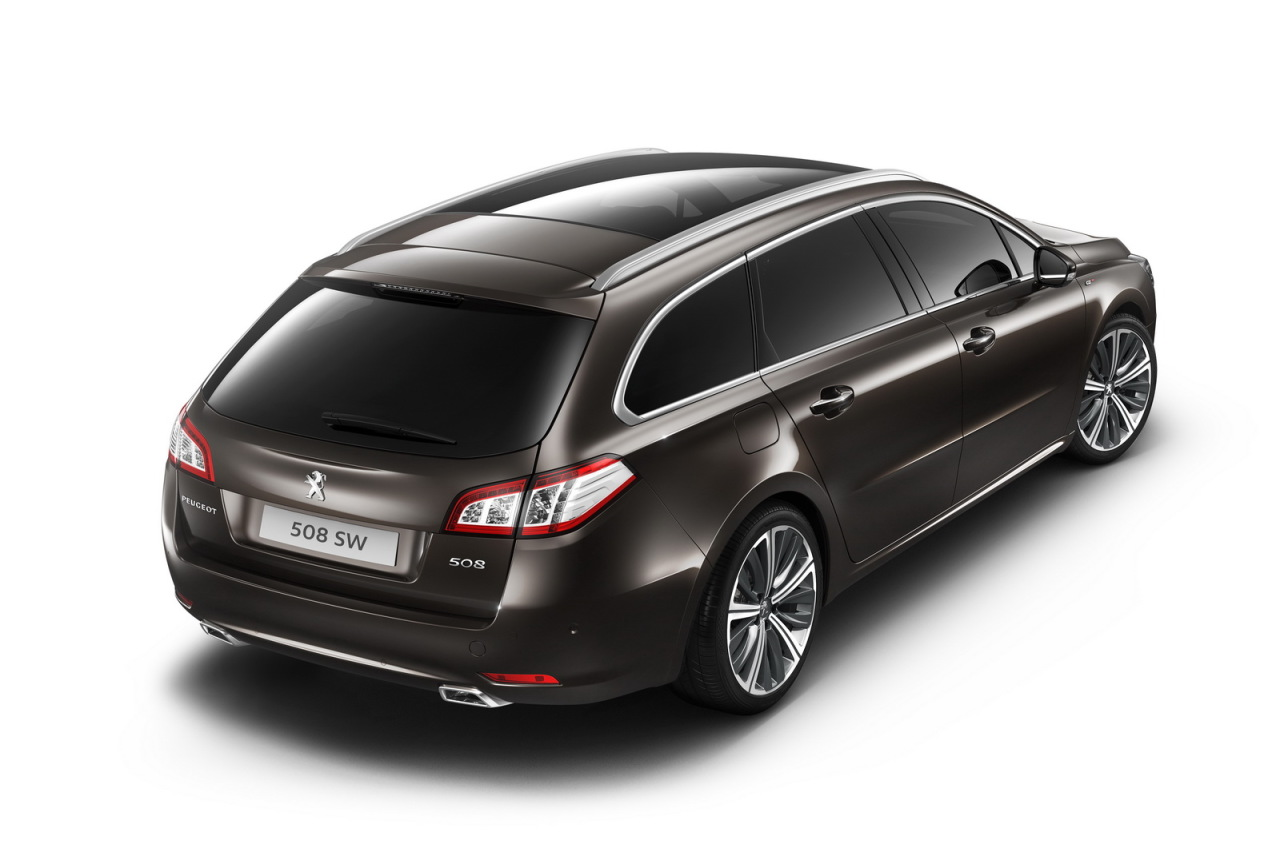 peugeot 508 2014 les prix de la version restyl e photo 8 l 39 argus. Black Bedroom Furniture Sets. Home Design Ideas