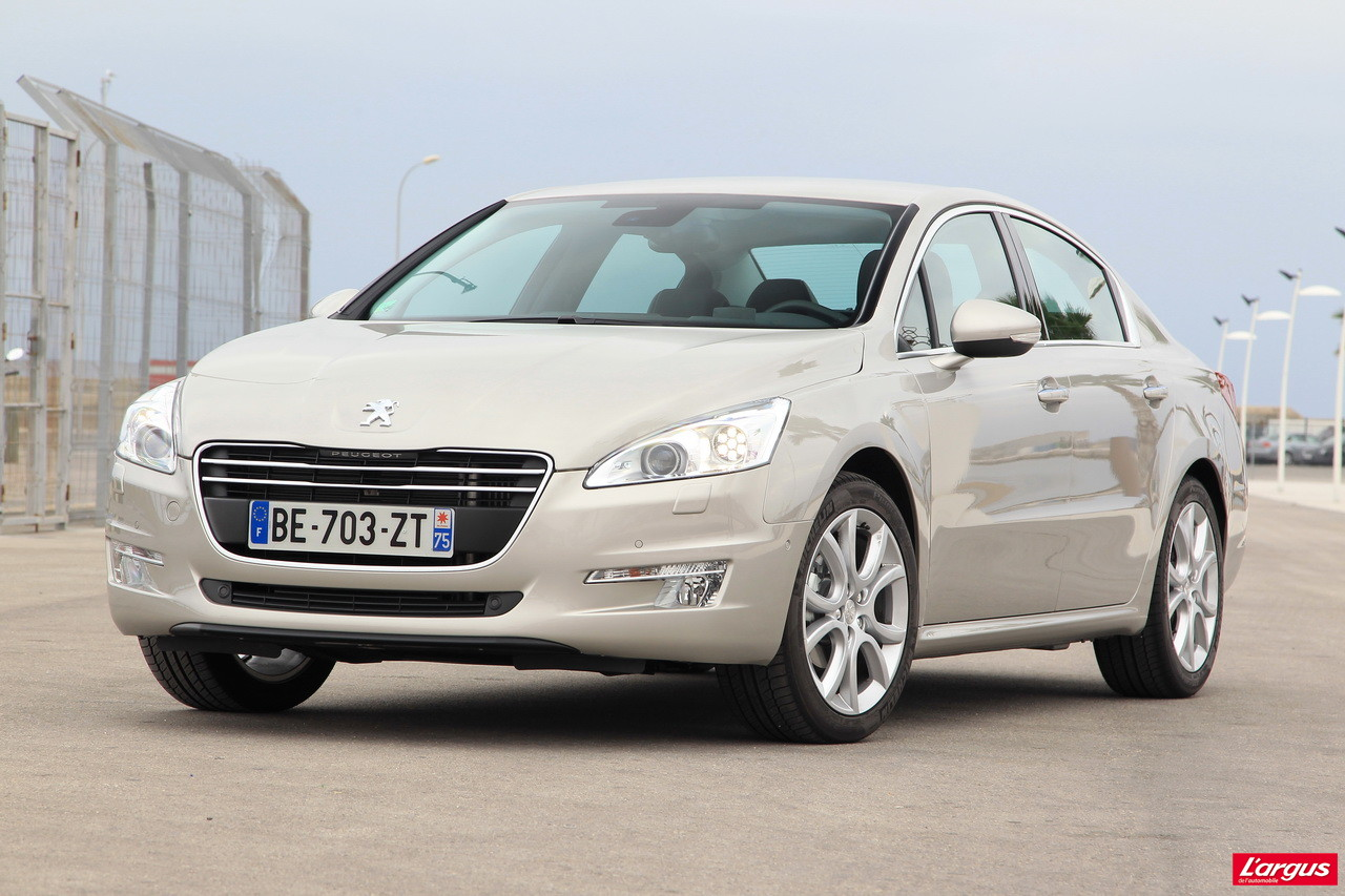 1er essai de la peugeot 508 photo 25 l 39 argus. Black Bedroom Furniture Sets. Home Design Ideas