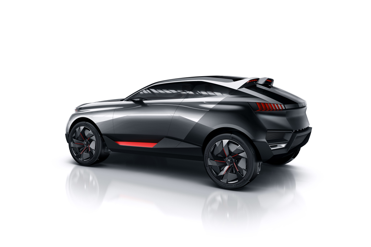 peugeot quartz concept 2014 le futur 3008 se pr cise photo 1 l 39 argus. Black Bedroom Furniture Sets. Home Design Ideas