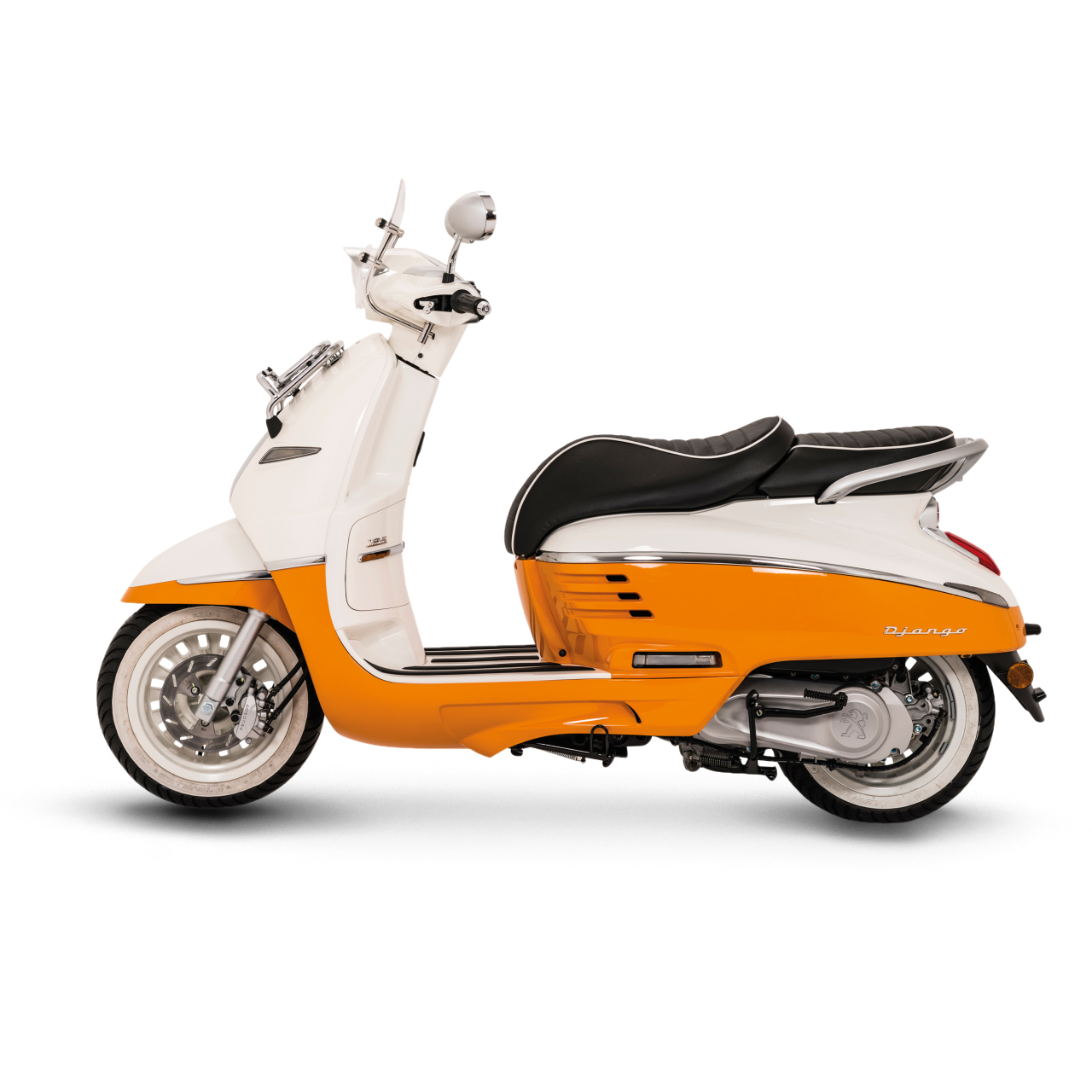 essai du scooter n o r tro peugeot 125 django photo 15 l 39 argus. Black Bedroom Furniture Sets. Home Design Ideas