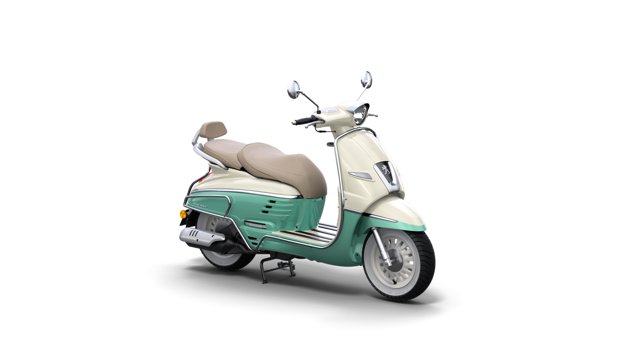 Essai Du Scooter N 233 O R 233 Tro Peugeot 125 Django Photo 6