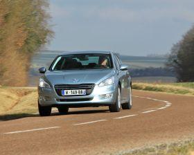 Peugeot 508 Un germanisme assum�