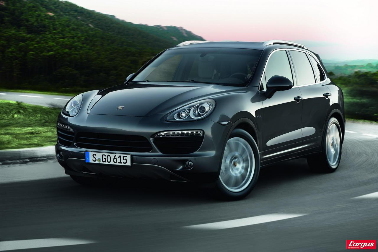 Porsche cayenne super diesel mondial de l 39 auto 2012 - Super sayenne ...