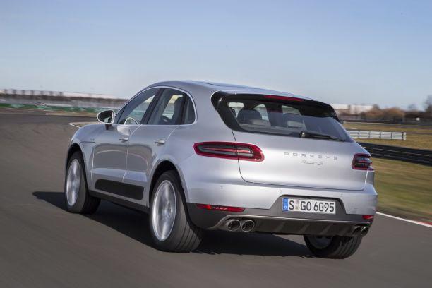 Essai Porsche Macan S 2014 Le Diesel à Lessai