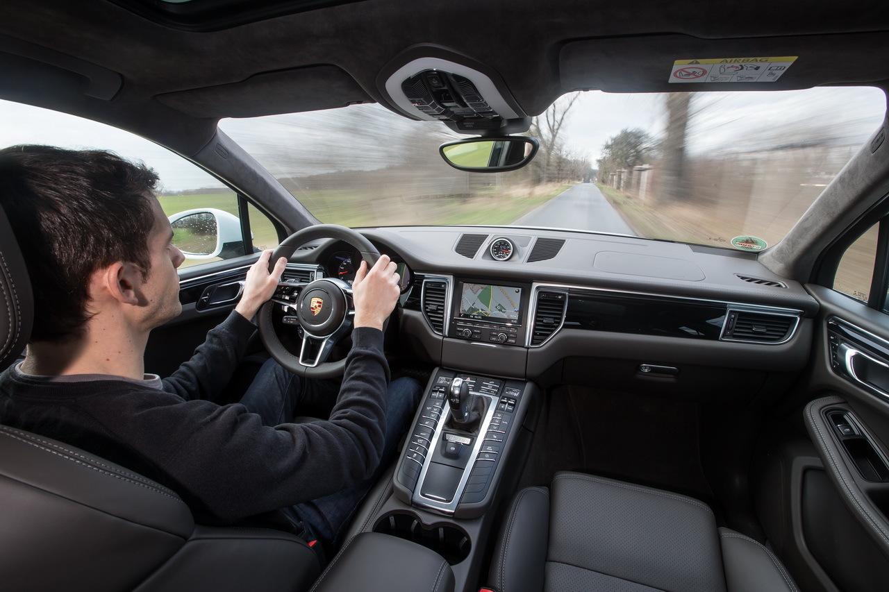 Test De Conduite >> Essai Porsche Macan S (2014) : le diesel à l'essai ...