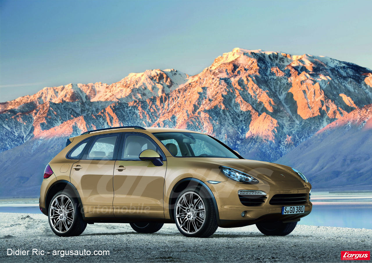 Porsche 2014 cajun