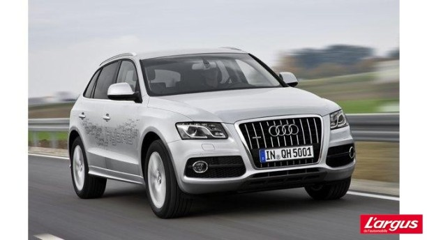 audi q5 hybrid les tarifs l 39 argus. Black Bedroom Furniture Sets. Home Design Ideas
