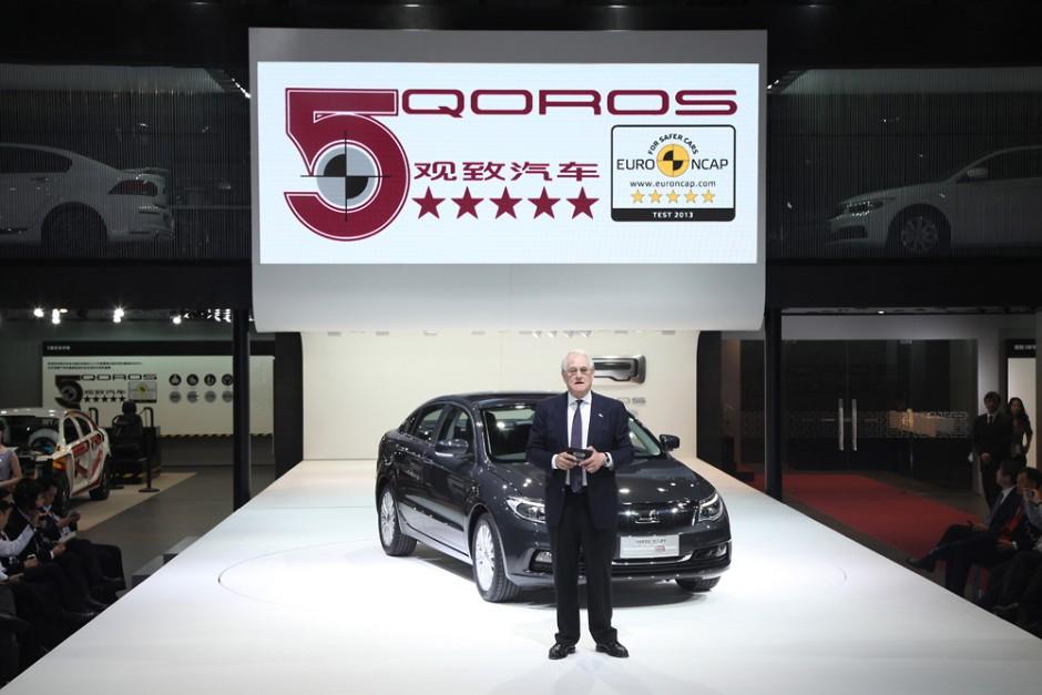 prix qoros 3 la voiture chinoise moins de 20 000 en france photo 3 l 39 argus. Black Bedroom Furniture Sets. Home Design Ideas