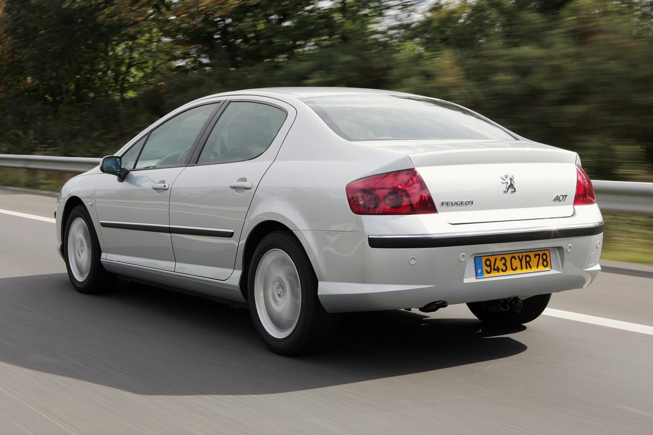 Voiture d'occasion : quelle Peugeot 407 acheter ? - Photo ...