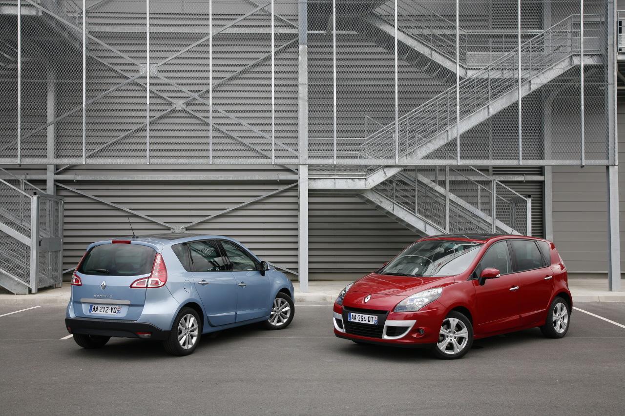 Quel Renault Scenic 3 D Occasion Acheter L Argus
