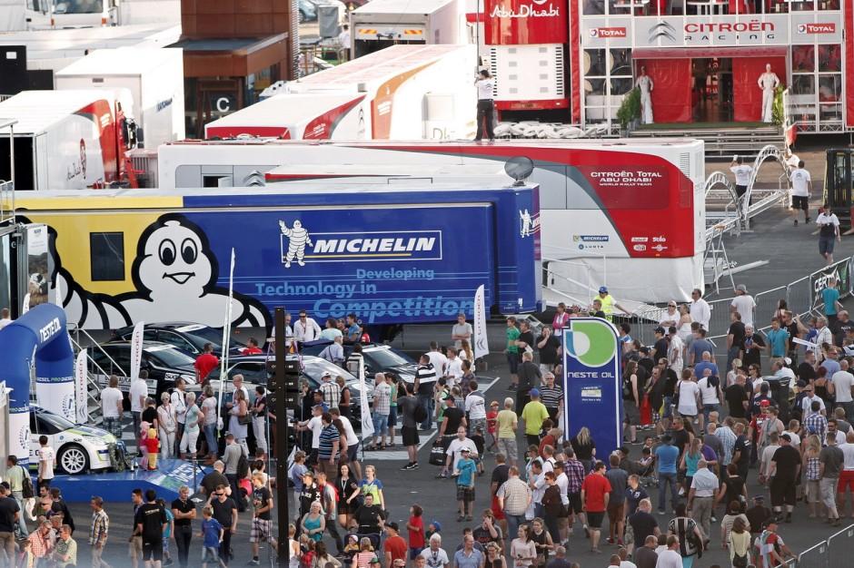 championnat du monde des rallyes wrc du rififi dans les pneus photo 23 l 39 argus. Black Bedroom Furniture Sets. Home Design Ideas
