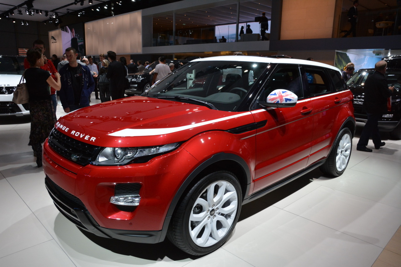 range rover evoque british edition une s rie sp ciale so british l 39 argus. Black Bedroom Furniture Sets. Home Design Ideas
