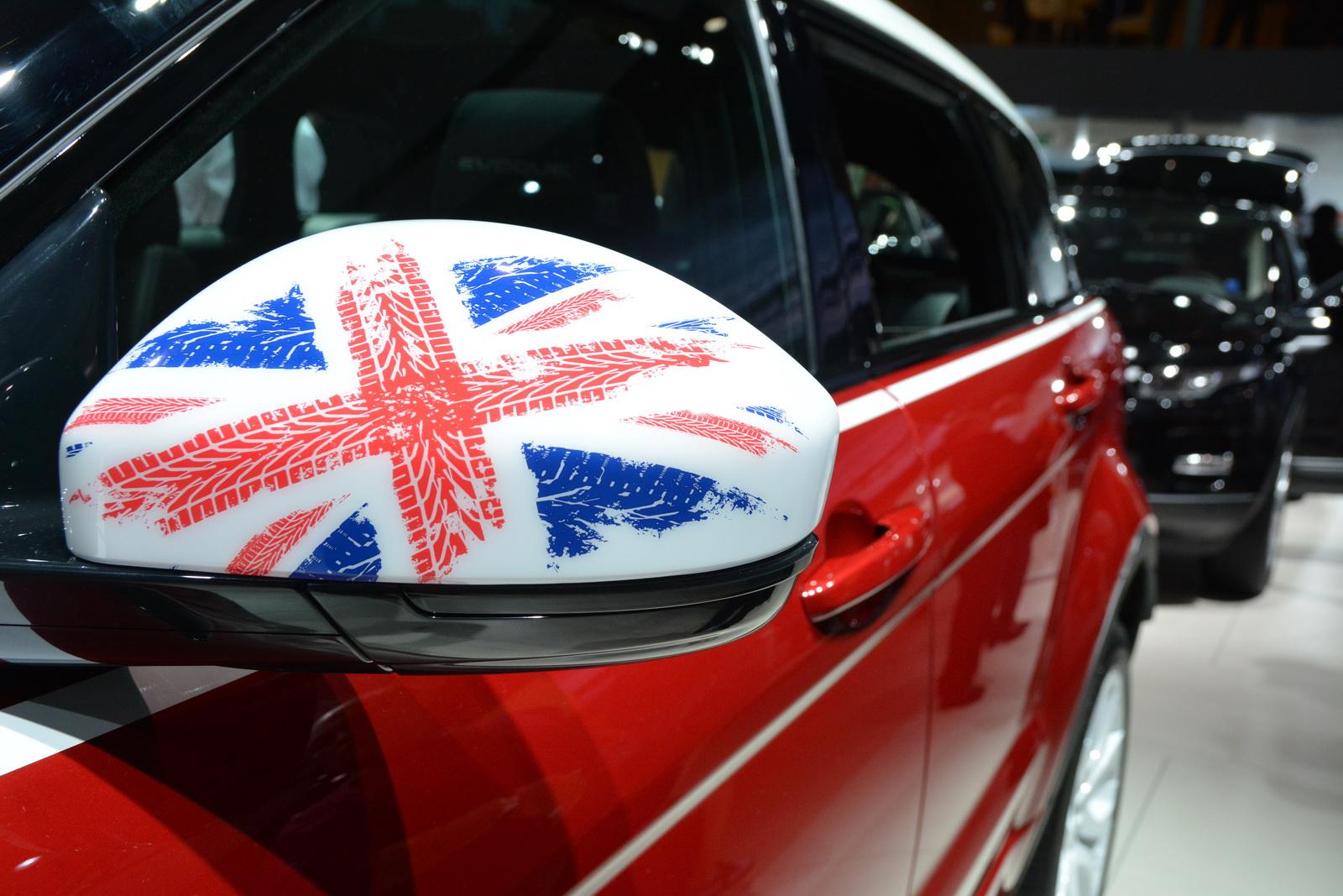Range Rover Evoque British Edition Une S 233 Rie Sp 233 Ciale So British Photo 4 L Argus