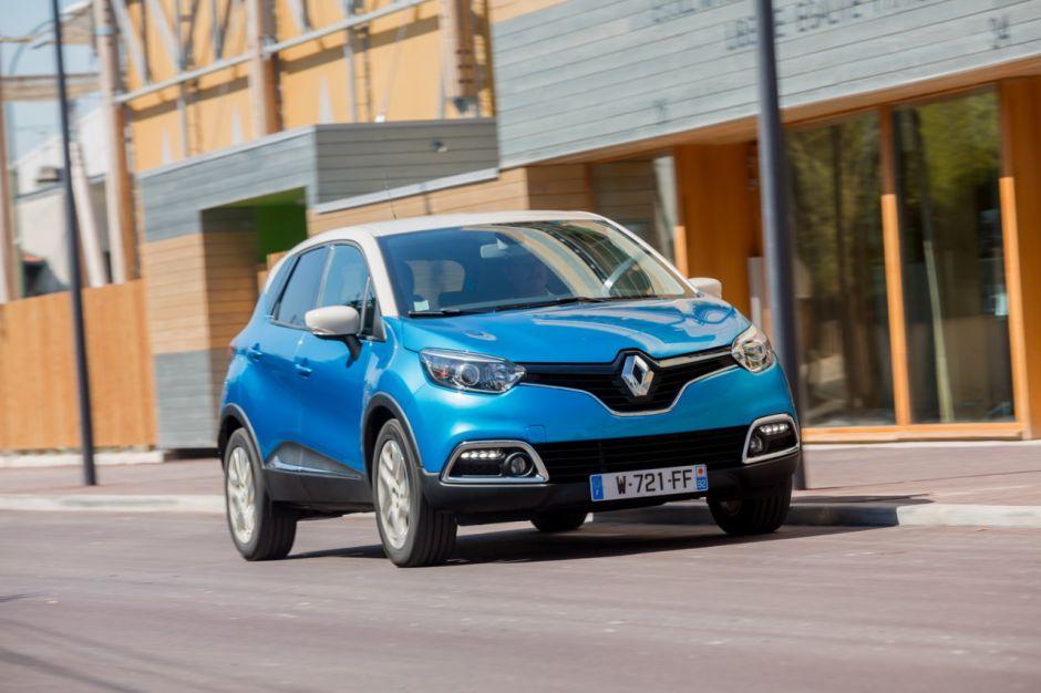 Renault captur 2018 les prix des nouveaux 1 3 tce 130 et tce 150 fap photo 3 l 39 argus - Interieur renault captur ...