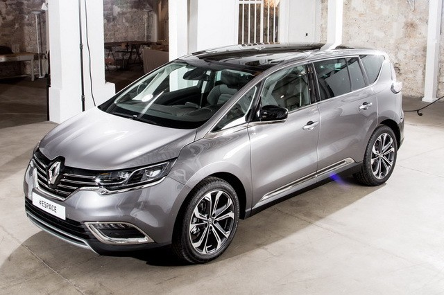 prix renault espace 5 2015 des tarifs partir de 34 200 euros photo 1 l 39 argus. Black Bedroom Furniture Sets. Home Design Ideas