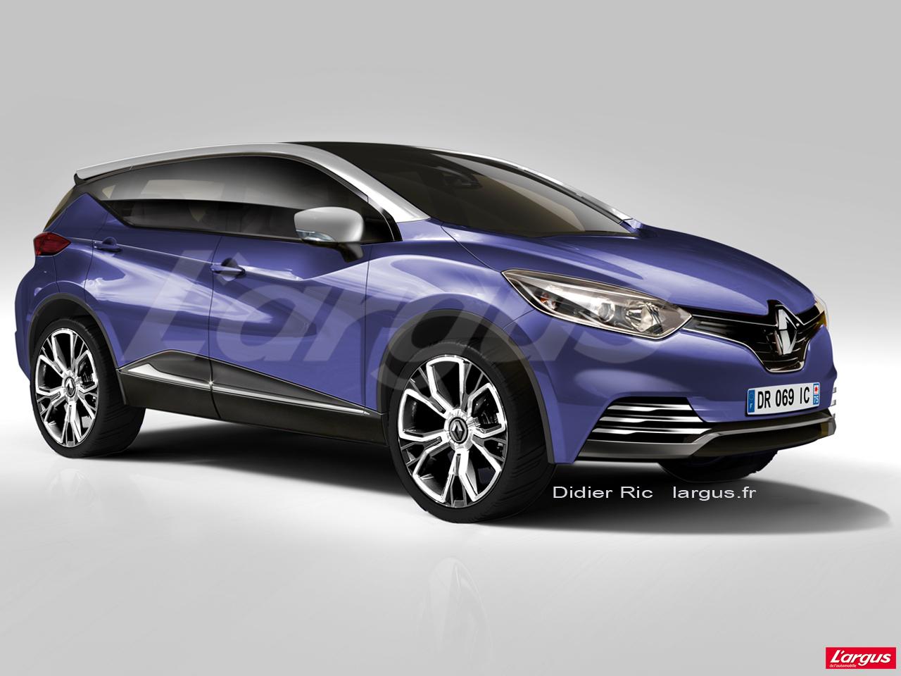 Renault Espace 5 vue avant Nowości motoryzacyjne na 2014 cz.2