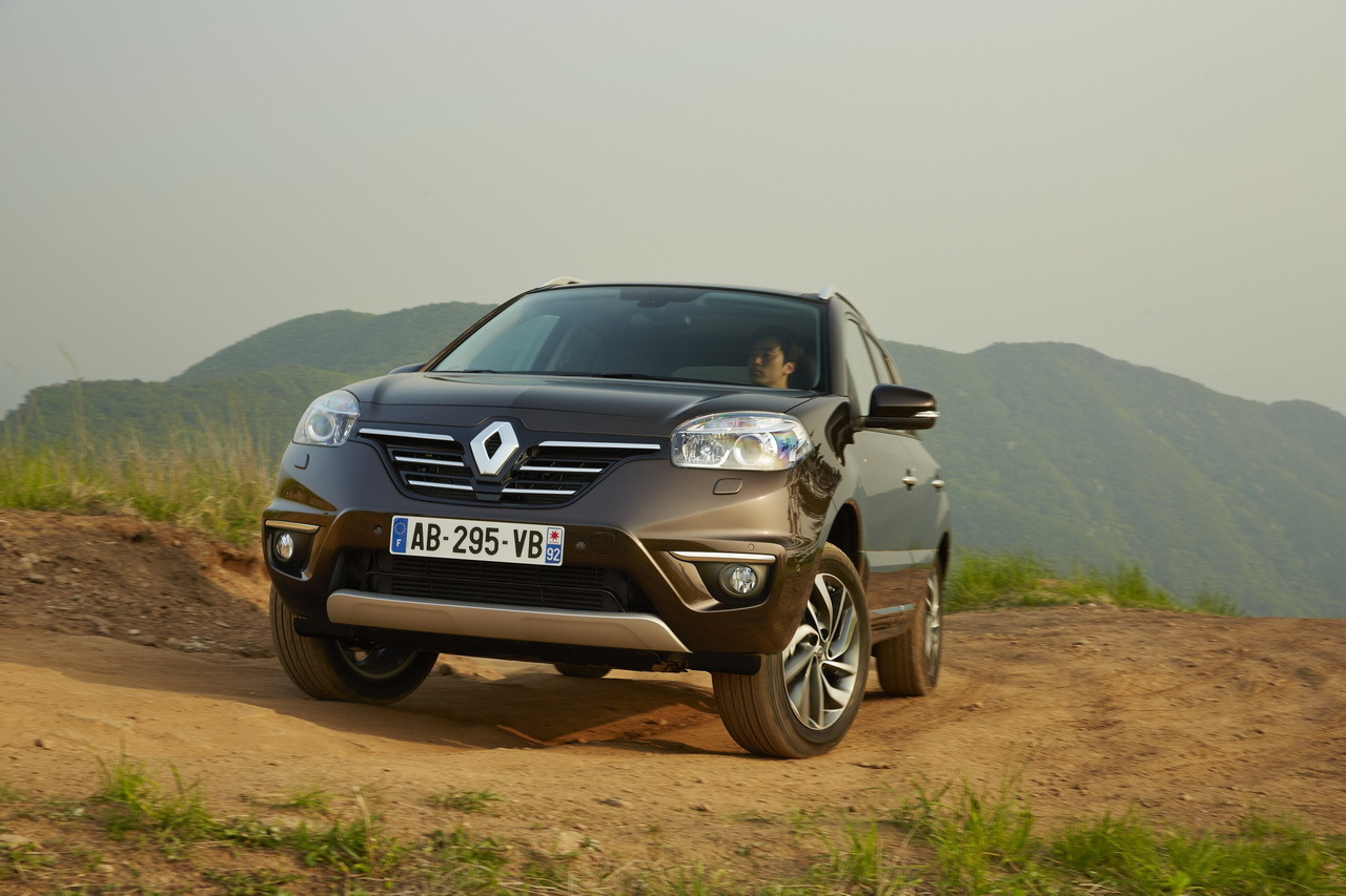 essai du renault koleos restyl 2014 l 39 argus. Black Bedroom Furniture Sets. Home Design Ideas